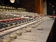 Wisseloord Studio 2 - View along the SSL 4000 mixing desk